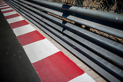 May 24-27, 2017: Monaco Grand Prix. Circuit detail in Monaco