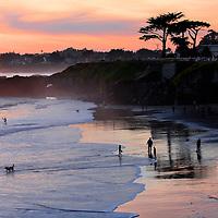 Its Beach in Santa Cruz, California<br /> Photo by Shmuel Thaler <br /> shmuel_thaler@yahoo.com www.shmuelthaler.com