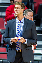 NORMAL, IL - November 06:  during a college basketball game between the ISU Redbirds and the Belmont Bruins on November 06 2019 at Redbird Arena in Normal, IL. (Photo by Alan Look)