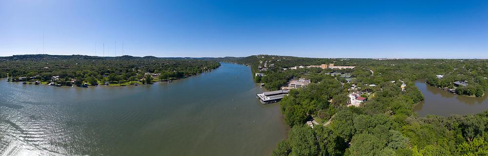 Lake Austin Near Mt. Bonnell, Austin, TX