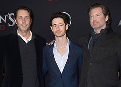 Guests attending the Assassin's Creed premiere at AMC Empire 25 theater on December 13, 2016 in New York City, NY, USA. Photo by Dennis Van Tine/ABACAPRESS.COM