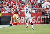 2011 Raiders at 49ers