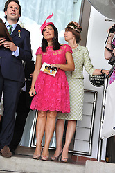DANIELA HELAYAL at the 3rd day of the 2011 Glorious Goodwood Racing Festival - Ladies Day at Goodwood Racecourse, West Sussex on 28th July 2011.