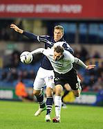 Millwall v Derby County 101112