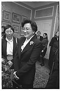 MADAME DENG MAOMAO,  Deng Xiaxoping  book party, Waldorf Towers 15 feb 95