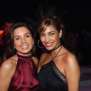 Playboyfeest 2003, Rosanna Lima en Touriya Haoud