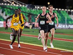University of Oregon<br /> Oregon Relays track and field meet<br /> April 23-24, 2021 Eugene, Oregon, USA<br /> 5000, Oregon,