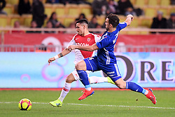 January 19, 2019 - Monaco, France - 07 RONY LOPES  (Credit Image: © Panoramic via ZUMA Press)