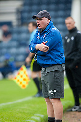 Raith Rovers manager John McGlynn..Raith Rovers 1 v 0 Falkirk, 6th August 2011..©Pic : Michael Schofield.