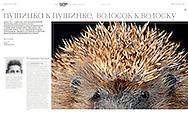 Publication: VOKRUG SVETA (Russia), No.2845, February 2011, Photography by Heidi & Hans-Jürgen Koch/heidihanskoch.com