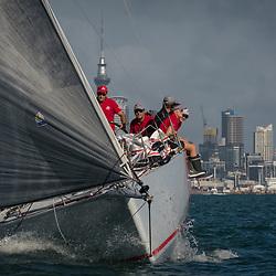 2017 Auckland Tauranga Yacht Race Start