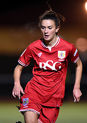 Rosella Ayene of Bristol City Women - Mandatory by-line: Paul Knight/JMP - Mobile: 07966 386802 - 23/02/2016 -  FOOTBALL - Stoke Gifford Stadium - Bristol, England -  Bristol City Women v Notts County Ladies - Pre-season friendly