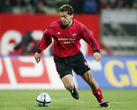 Fotball<br /> Bundesliga Tyskland 2004/2005<br /> Foto: Witters/Digitalsport<br /> NORWAY ONLY<br /> <br /> Sven Müller <br /> Fussballspieler 1. FC Nürnberg