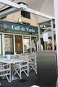 cafe de Turin, Nice, France