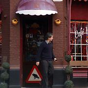 Robert Oey, vriend Femke Halsema Ceintuurbaan 57 Amsterdam