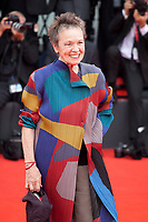 Laurie Anderson, at the Opening Ceremony and gala screening of the film The Truth (La Vérité) at the 76th Venice Film Festival, Sala Grande on Wednesday 28th August 2019, Venice Lido, Italy.