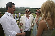 MATTHEW MELLON, Ryan Prince,JENNY HALPERN AND NOELLE RENO.  Guy Leymarie and Tara Getty host The De Beers Cricket Match. The Lashings Team versus the Old English team. Wormsley. ONE TIME USE ONLY - DO NOT ARCHIVE  © Copyright Photograph by Dafydd Jones 66 Stockwell Park Rd. London SW9 0DA Tel 020 7733 0108 www.dafjones.com