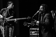 Rev Sekou and the Holy Ghost performing at Susquehanna University