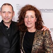 NLD/Amsterdam/20190118 - première The Gershwins' Porgy and Bess, Ingrid van Engelshoven en partner .......
