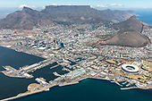 V&A Waterfront Aerial Images