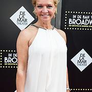 NLD/Amsterdam/20150604 - Premiere In de Ban van Broadway, Marisca van kolck
