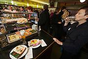 Vienna. Zum schwarzen Kameel. The sandwich bar.