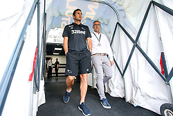 Derby County manager Frank Lampard - Mandatory by-line: Robbie Stephenson/JMP - 14/07/2018 - FOOTBALL - Sincil Bank Stadium - Lincoln, England - Lincoln City v Sheffield Wednesday - Pre-season friendly