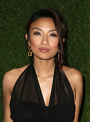 7 January 2018 -  Beverly Hills, California - Jeannie Mai. 75th Annual Golden Globe Awards_Roaming held at The Beverly Hilton Hotel. Photo Credit: Faye Sadou/AdMedia