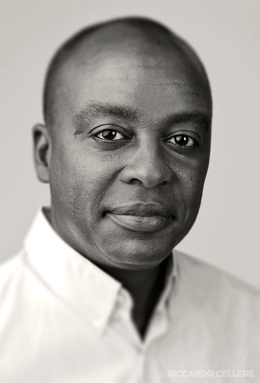 Portrait photography. Francois Bugingo. 2012.