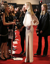 Sophie Turner attending the Game of Thrones Premiere, held at Waterfront Hall, Belfast.