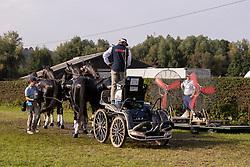 Exell Boyd, AUS, Carlos, Checkmate, Ivor, Jalmer HBC<br /> CHIO Aachen 2021<br /> © Dirk Caremans<br />  18/09/2021