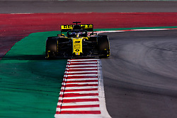 February 26, 2019 - Barcelona, Barcelona, Spain - Daniel Ricciardo from Australia with 03 Renault F1 Team RS19 in action during the Formula 1 2019 Pre-Season Tests at Circuit de Barcelona - Catalunya in Montmelo, Spain on February 26. (Credit Image: © AFP7 via ZUMA Wire)