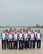 Eton, United Kingdom. Olympic Canoe Squard, 2012 GB Canoeing Training, Dorney Lake. Wednesday  02/05/2012  [Mandatory Credit; Peter Spurrier/Intersport-images]