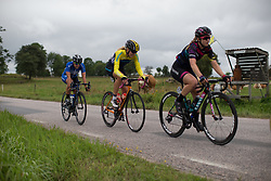 Alexandra Nessmar (SWE) of Team Sweden rides in the break of the day in the second short lap of the Crescent Vargarda - a 152 km road race, starting and finishing in Vargarda on August 13, 2017, in Vastra Gotaland, Sweden. (Photo by Balint Hamvas/Velofocus.com)