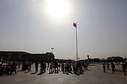 Tiananmen Square in Beijing.