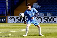 Macauley Southam-Hales. Stockport County FC 0-0 Bromley FC. Vanarama National League. Edgeley Park. 5.4.21