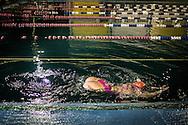 Zarevitz Camacho durante su entrenamiento de natación en el IND del Paraíso. Caracas. 08 de mayo de 2014. (Foto/Ivan Gonzalez)
