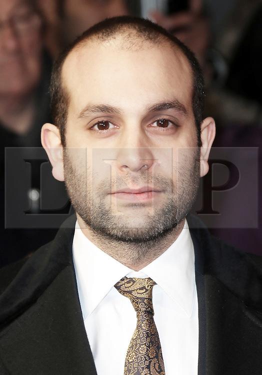 © London News Pictures. Ilan Eshkeri, The Invisible Woman - UK film premiere, Odeon Kensington High Street, London UK, 27 January 2014. Photo credit: Richard Goldschmidt/LNP