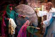 The Holy Land Experience is a Christian theme park in Orlando, Florida. The theme park recreates the architecture and themes of the ancient city of Jerusalem in 1st century Israel. The Holy Land Experience was founded and built by Marvin Rosenthal, a Jewish born Baptist minister but is now owned by the Trinity Broadcasting Network. Rosenthal is also the chief executive of a ministry devoted to 'reaching the Jewish people for the Messiah' called Zion's Hope. Beside the theme park architectural recreations, there are church services and live presentations of biblical stories, most notably a big stage production featuring the life of Jesus. There are several restaurants and gift shops in the theme park. The staff dresses in biblical costumes. Admission is $40 for adults and $25 for youths, aged 6-18.