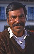 Portrait of a friend in Cuenca, Ecuador 2