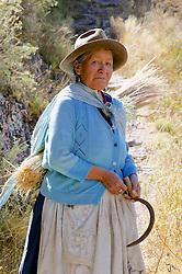 Peruvian Woman