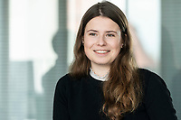 12 MAR 2020, BERLIN/GERMANY:<br /> Luisa Neubauer, Klimaschutzaktivistin, Fridays for Future, waehrend einem Interview, Redaktion Rheinische Post<br /> IMAGE: 20200312-01-001