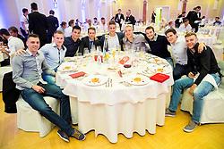 NK Domzale during SPINS XI Nogometna Gala event when presented best football players of Prva liga Telekom Slovenije, on May 14, 2014 in Hotel Union, Ljubljana, Slovenia. Photo by Vid Ponikvar / Sportida