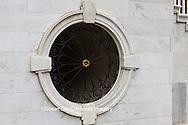 66512-00103 Round window on City Hall Building, Charleston, SC