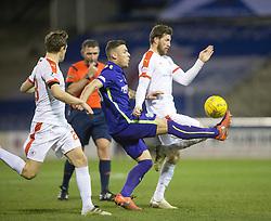 Hibernian's Anthony Stokes. <br /> Raith Rovers 2 v 1 Hibernian, Scottish Championship game player at Stark's Park, 18/3/2016.