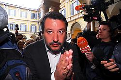 Italy, Milan - April 29, 2019.The Italian Interior Minister and deputy Premier Matteo Salvini (Credit Image: © Maule/Fotogramma/Ropi via ZUMA Press)