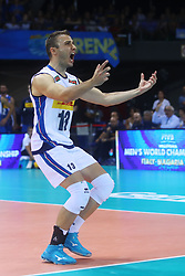MASSIMO COLACI<br /> ITALY VS SLOVENIA<br /> MEN'S VOLLEYBALL WORLD CHAMPIONSHIPS <br /> Florence September 18, 2018