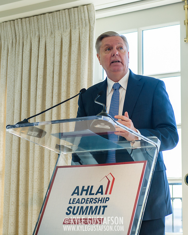 2016 AHLA Leadership Summit featuring Senator Lindsey Graham (R-SC)