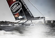 Image licensed to Lloyd Images<br /> The Extreme Sailing Series 2015. Act4 - Cardiff.UK<br /> <br /> Credit: Lloyd Images