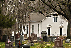 Funks Grove Chapel and cemetery